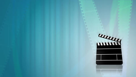 Film Reels HD Loop stock footage