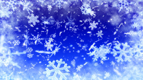 Snow Flake AL2 Animation