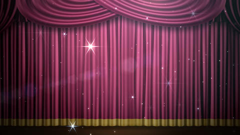 Stage Curtain 2 Frf1 Animation