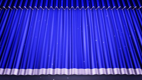 Stage Curtain 2 Ub1 Animation