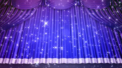 Stage Curtain 2 Ubk1 Animation