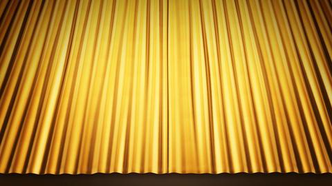 Stage Curtain 2 Ug1 Stock Video Footage