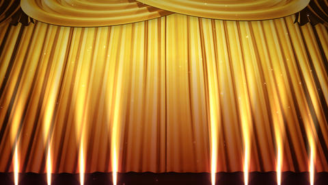 Stage Curtain 2 Ugs1 Animation