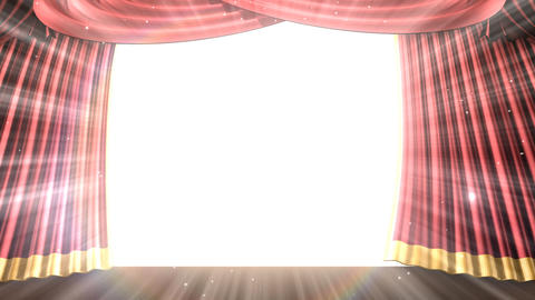 Stage Curtain 2 Urc1 Animation