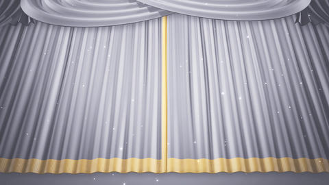 Stage Curtain 2 Uw1 Animation