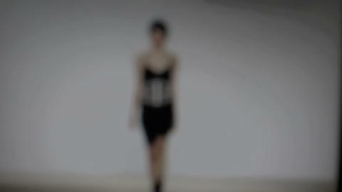 Catwalk Stock Video Footage