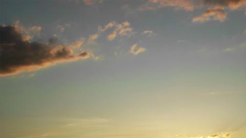 Cloud of SKY HD20100616 3 Stock Video Footage
