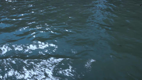 Water in motion Stock Video Footage