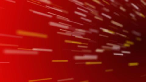Speeding Particles Red Loop Stock Video Footage