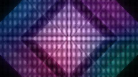 Dotty Diamond Loop Animation