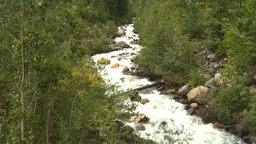 HD2008-8-2-3 mountain stream Stock Video Footage