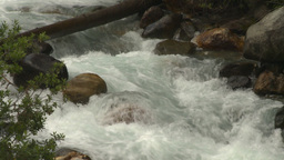 HD2008-8-2-5 mountain stream Footage