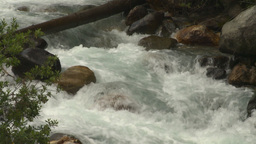 HD2008-8-2-5 mountain stream Stock Video Footage