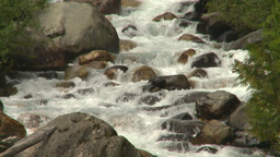 HD2008-8-2-7 mountain stream Footage