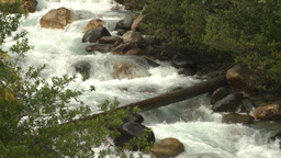 HD2008-8-2-9 mountain stream Stock Video Footage