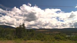 HD2008-8-2-61 drive okanagan town Stock Video Footage