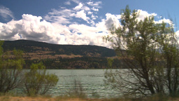 HD2008-8-2-65 drive okanagan lake Footage