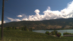 HD2008-8-2-69 drive okanagan orchards Footage