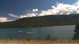 HD2008-8-2-71 drive okanagan Kal Lake Footage