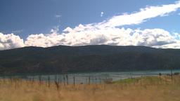 HD2008-8-3-2 drive Kal Lake Stock Video Footage