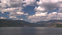 HD2008-8-3-30 Okan Lake Stock Video Footage