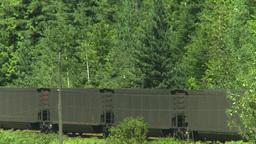 HD2008-8-3-40 coal train Footage