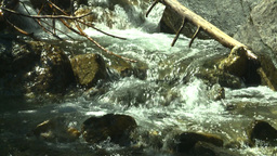 HD2008-8-3-46 mountain stream Stock Video Footage