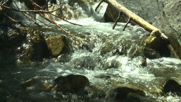 HD2008-8-3-46 mountain stream Footage