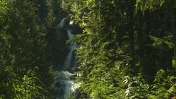 HD2008-8-3-48 mountain stream Stock Video Footage