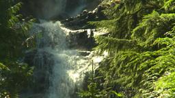 HD2008-8-3-50 mountain stream Stock Video Footage