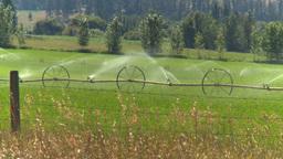 HD2008-8-4-45 farm irigation Footage