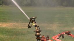 HD2008-8-4-67 farm irigation Stock Video Footage