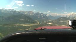 HD2008-8-5-9 C172 in flight thru windshield Footage