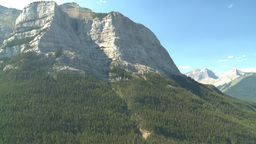 HD2008-8-5-15 aerial mountains Stock Video Footage