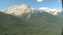 HD2008-8-5-17 aerial mountains Stock Video Footage