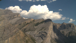 HD2008-8-5-31 aerial mtns Stock Video Footage
