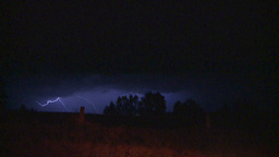 HD2008-8-6-18 lightning Stock Video Footage