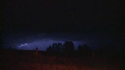 HD2008-8-6-18 lightning Stock Video Footage