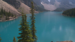 HD2008-8-7-12 Moraine lake Stock Video Footage