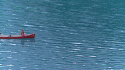 HD2008-8-7-17 canoe Moraine lake Footage