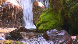 HD2008-8-7-41 mossy mtn stream Footage