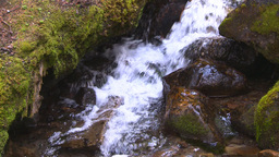 HD2008-8-7-43 mossy mtn stream Stock Video Footage