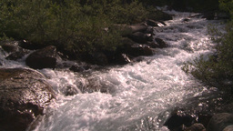HD2008-8-7-45 whitewater stream Footage