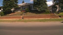 HD2008-8-8-27 drive traffic Stock Video Footage