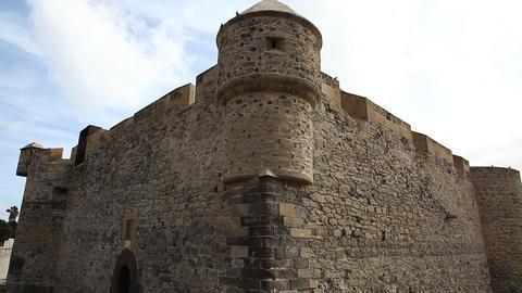 Castillo de la Luz Footage