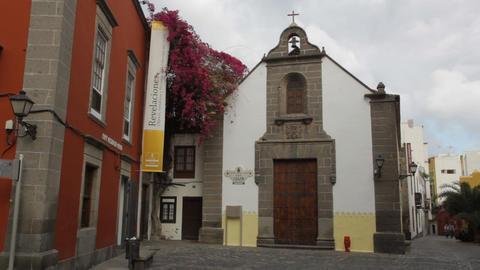 Ermita de San Antonio Abad, Las Palmas Footage