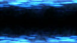 Bright Lines Animation - Loop Blue Animation