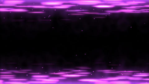 Bright Lines Animation - Loop Purple Animation