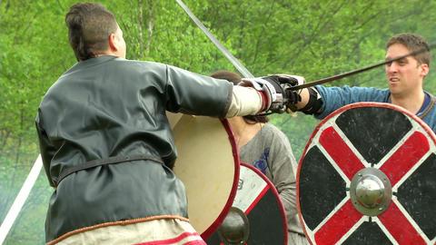 celtic warrior fight 03 Live Action
