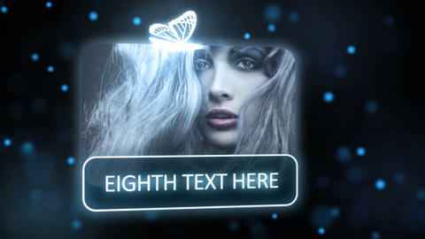 Butterfly Intro After Effects Template